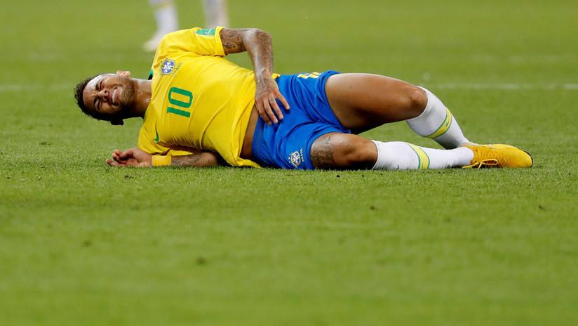 'Neymar Challenge': Así se burlan del extremo brasileño en el fútbol de México (VIDEO)
