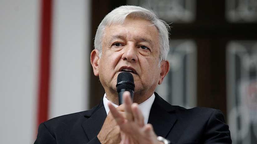López Obrador no tratará tema del muro en reunión con el secretario de Estado de EE.UU.