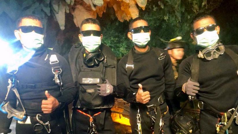 Con este fin fueron sedados los niños rescatados de una cueva en Tailandia