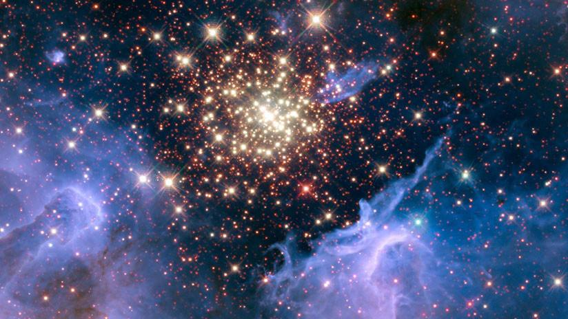 Detectan el objeto espacial más brillante del universo temprano