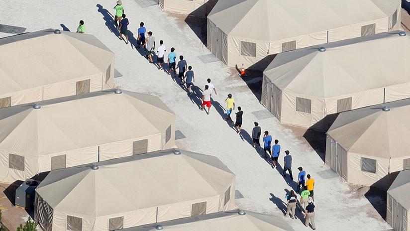 EE.UU. y México se comprometen a reunir lo ante posible a las familias migrantes separadas
