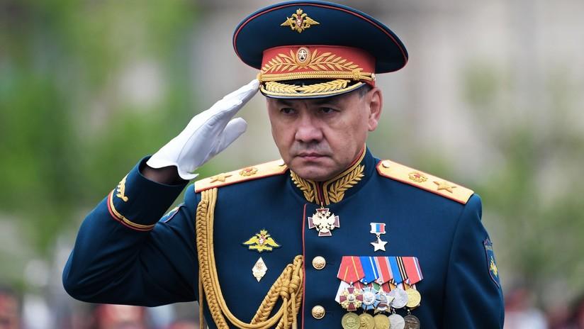 """Ministro de Defensa ruso: Moscú siempre contrarrestará la """"estrategia de neocolonialismo"""" de EE.UU."""