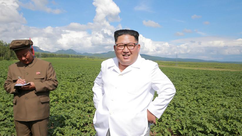 FOTOS: Kim Jong-un visita un campo de patatas en vez de reunirse con Pompeo