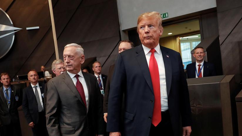 Trump sugiere que los aliados de la OTAN gasten hasta el 4% del PIB en defensa