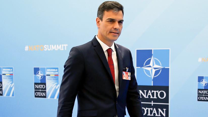 Pedro Sánchez responde al reclamo de Trump sobre el gasto militar de la OTAN