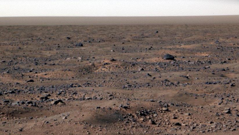 Científicos creen que las 'dunas fantasma' podrían ser la prueba de que Marte albergó vida