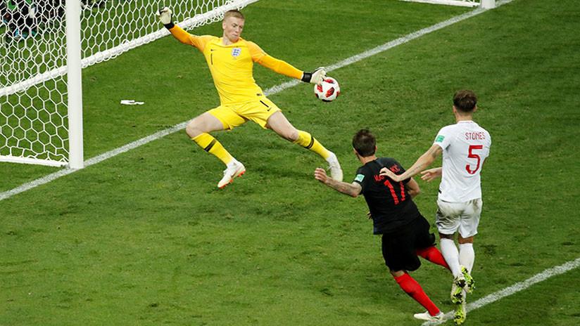 La histórica victoria de Croacia ante Inglaterra inunda de memes la Red