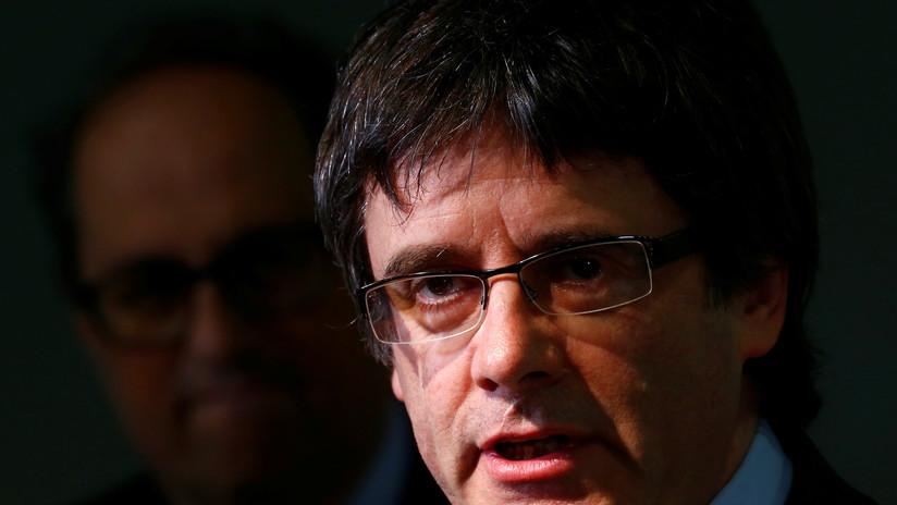 Alemania decide extraditar a Puigdemont solo por malversación