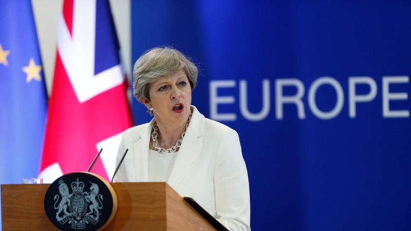 Reino Unido presenta el plan oficial sobre la relación con la UE tras el 'Brexit'