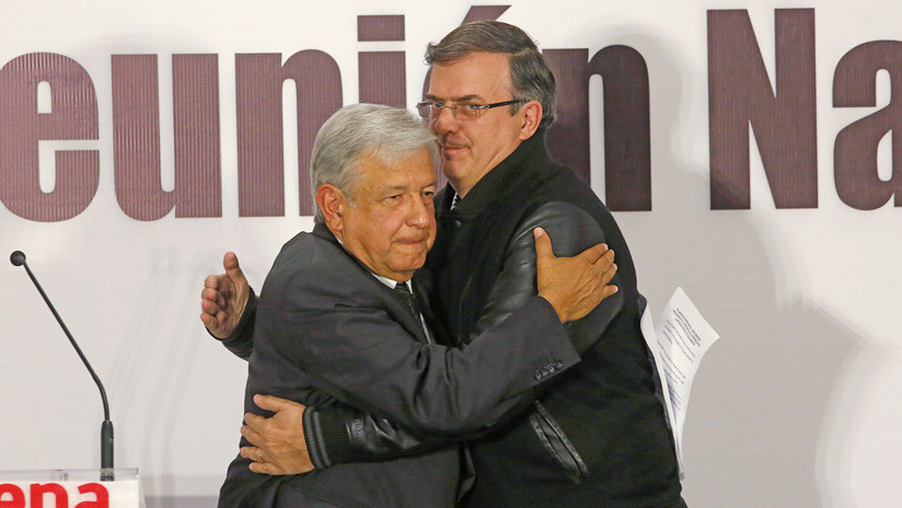 Marcelo Ebrard, propuesto a la Cancillería de México: Un arma de doble filo para enfrentar a Trump