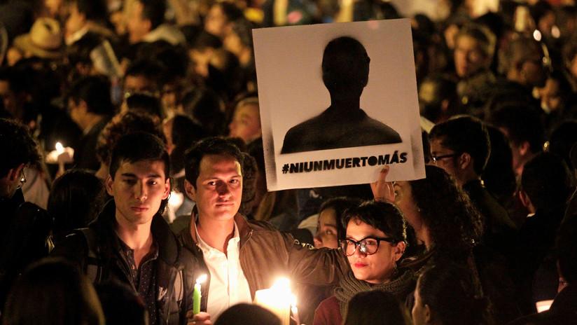 """""""Nos están matando"""": ¿A quién le temen los líderes sociales en Colombia?"""