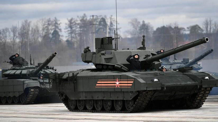 El tanque ruso Armata: ¿Será el último adios al carro de combate tradicional?