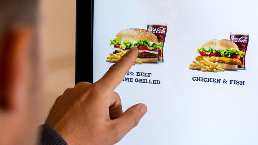 Más que una hamburguesa: Acusan a Burger King de retener información confidencial en cada pedido