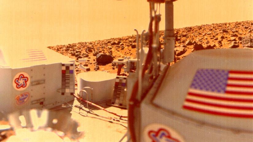 FOTOS: La NASA pudo haber descubierto y destruyó compuestos orgánicos en Marte hace más de 40 años
