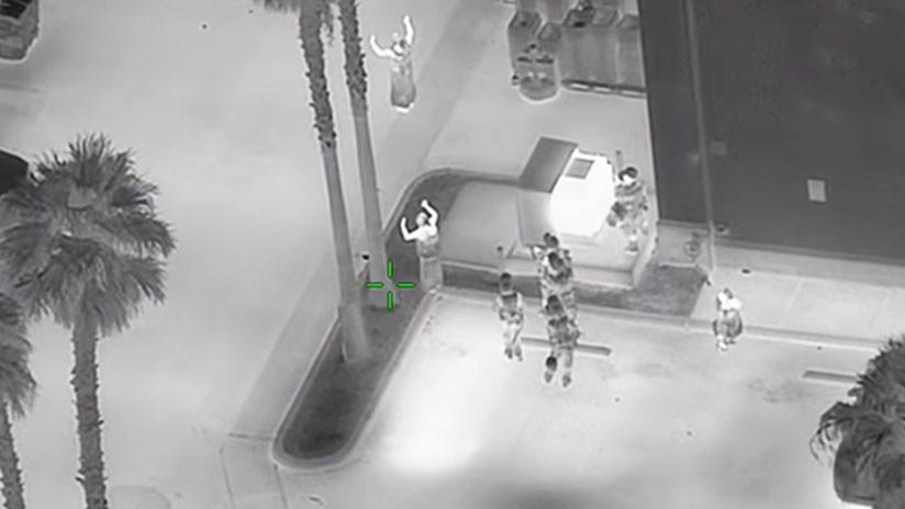 Imágenes sensibles: Publican nuevos videos que reviven el terror de la masacre de Las Vegas