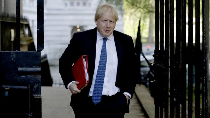 "Trump tiene un candidato ""estupendo"" al cargo de primer ministro británico"