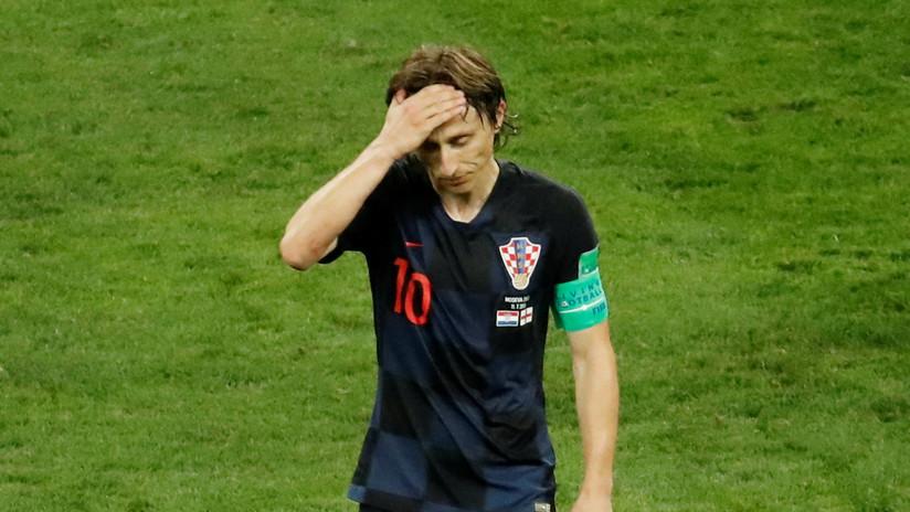 ¿Por qué podría enfrentarse el capitán de la selección croata Luka Modric a 5 años de cárcel?