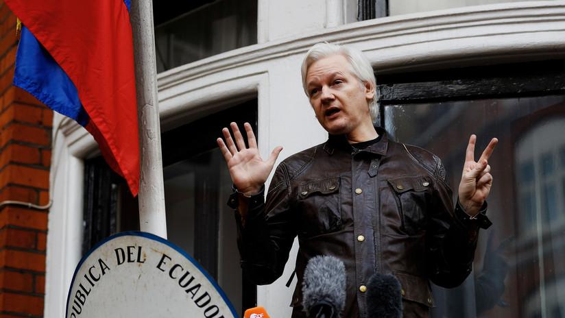 """WikiLeaks anuncia una """"gran victoria en la Corte Interamericana de DD.HH. para Assange"""""""