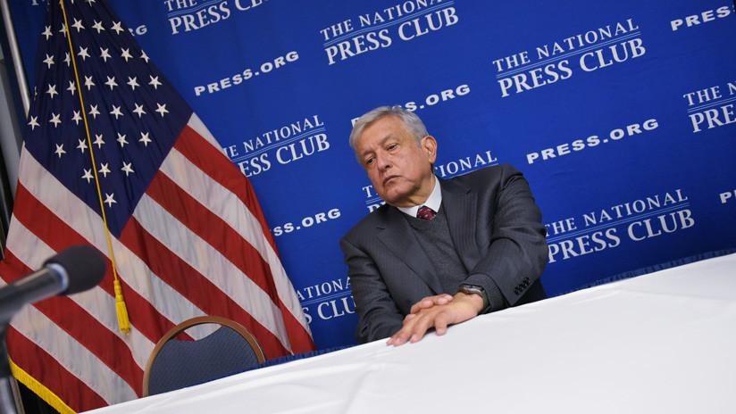 López Obrador fue investigado por la Inteligencia de EE.UU. desde 2006: WikiLeaks