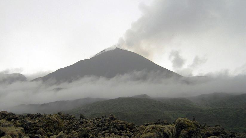 Ecuador: Registran actividad eruptiva alta en el volcán Reventador
