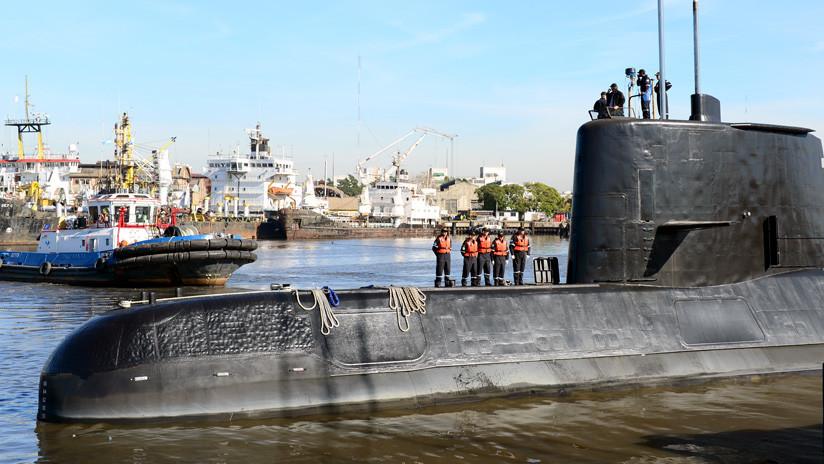 Ara San Juan, el ahora olvidado submarino Argentino desaparecido con 44 tripulantes a bordo - Página 6 5b48e42ce9180f8b518b4567