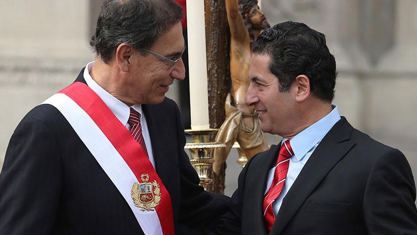 Dimite el ministro de justicia de Perú por un caso de corrupción judicial