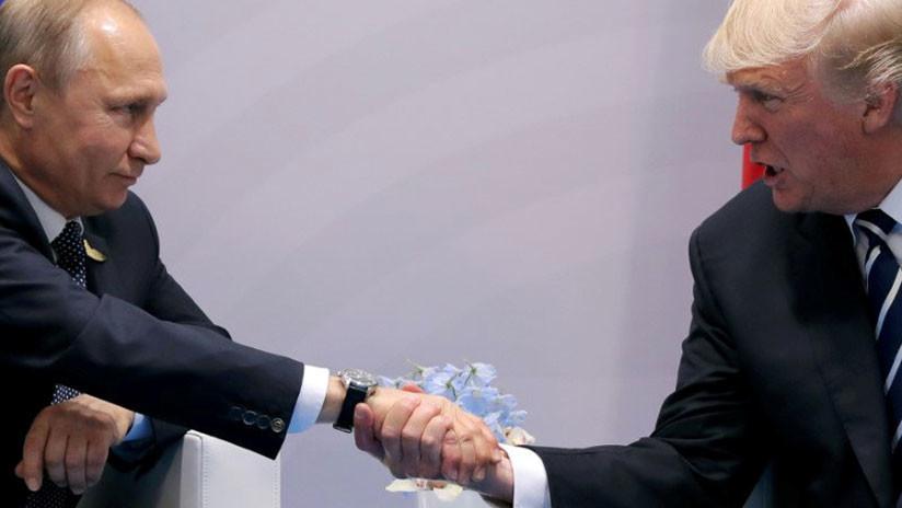Trump 'podría' pedir a Putin extradición de 12 rusos acusados de hackeo