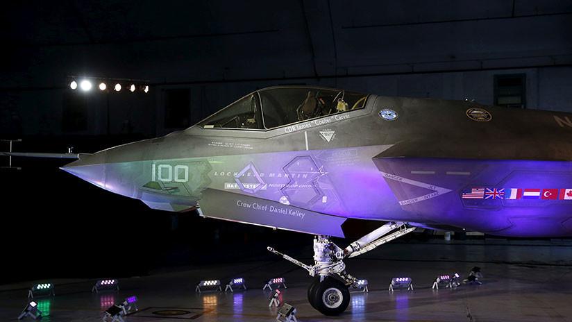 ¿Aviso a navegantes?: EE.UU. envía en secreto al Pacífico un portaaviones con cazas F-35