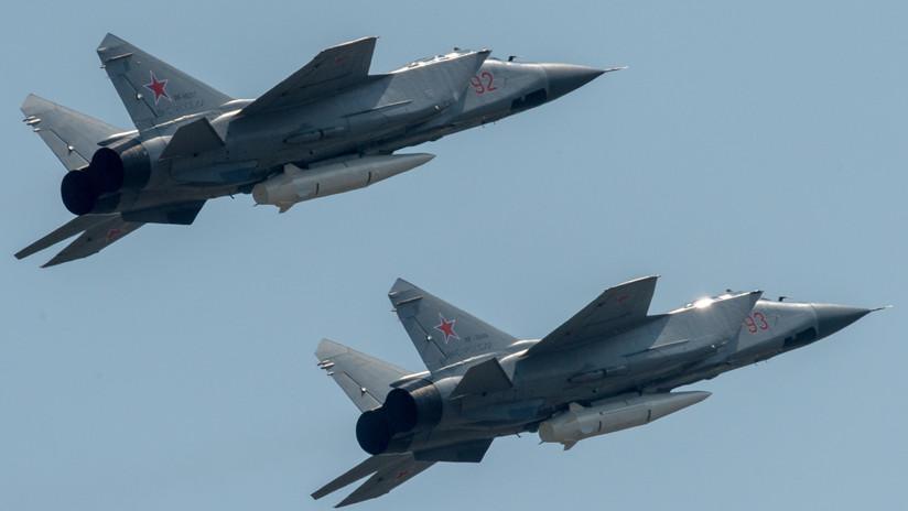 Un canal de EE.UU. revela las pruebas exitosas del misil hipersónico ruso Kinzhal