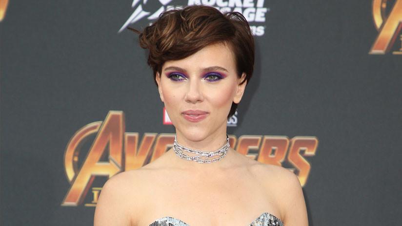 Scarlett Johansson renuncia a interpretar a un personaje transexual ante las protestas del colectivo
