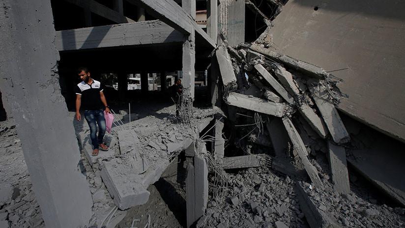 Israel despliega su Cúpula de Hierro en el área de Tel Aviv tras la escalada con Hamás