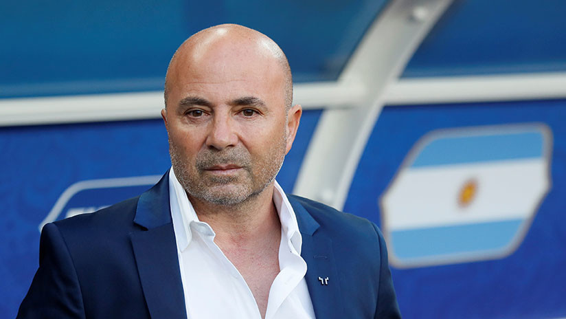 Oficial: Termina la etapa de Jorge Sampaoli al frente de Argentina