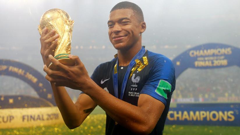 El futbolista francés Kylian Mbappé donará sus ganancias del Mundial a una causa humanitaria