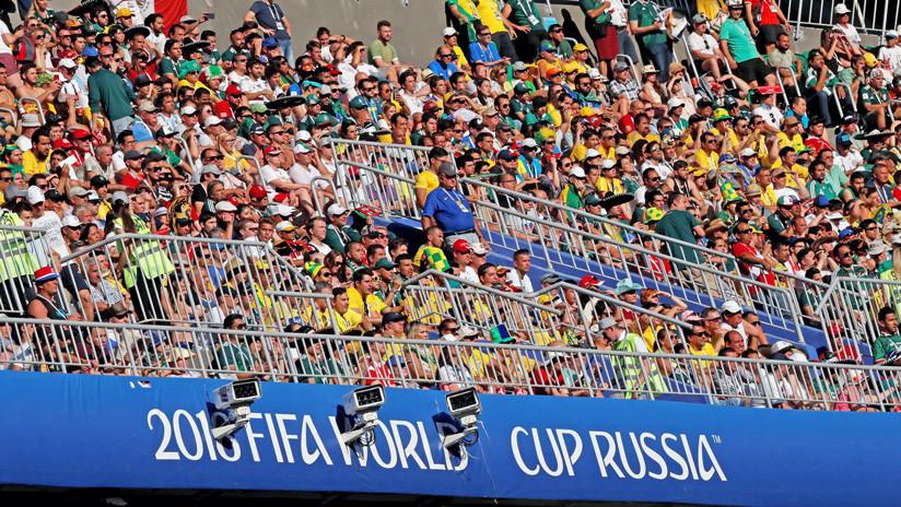 Medvédev: El Mundial 2018 ha recibido el doble de visitantes que las Olimpiadas de Sochi