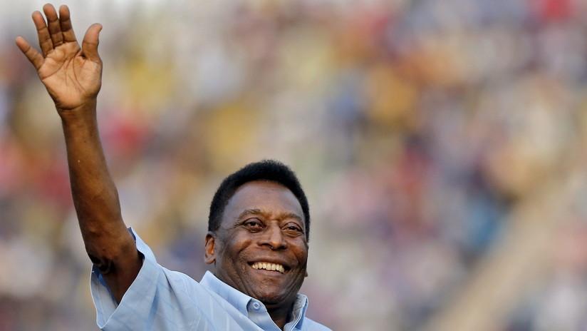 Pelé ironiza que podría volver al fútbol para evitar que Mbappé iguale sus récords