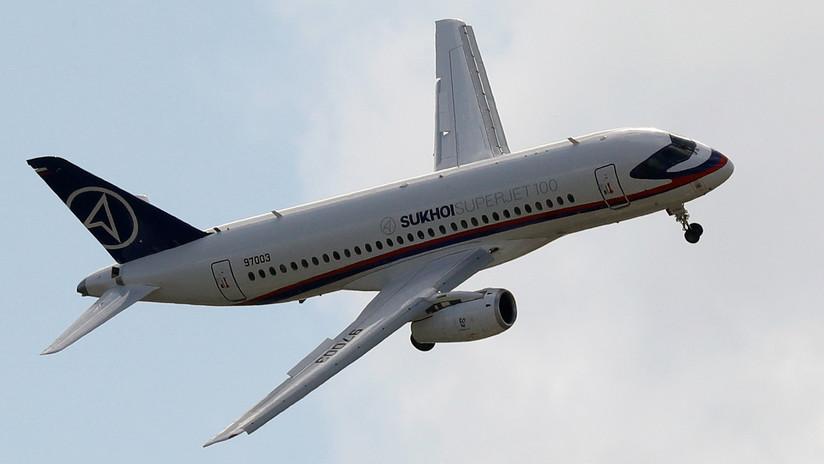 Peruvian Airlines planea comprar aviones rusos SuperJet 100