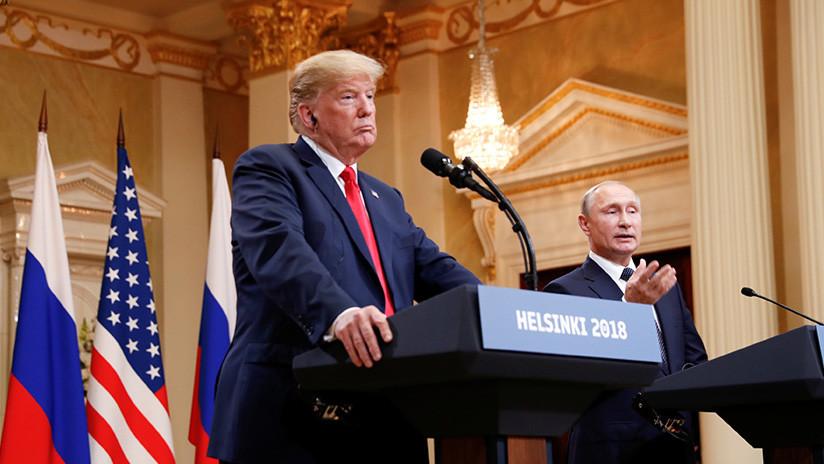 """Putin: """"La reunión con Trump debía ser solo un calentamiento, pero el diálogo fue sustancial"""""""