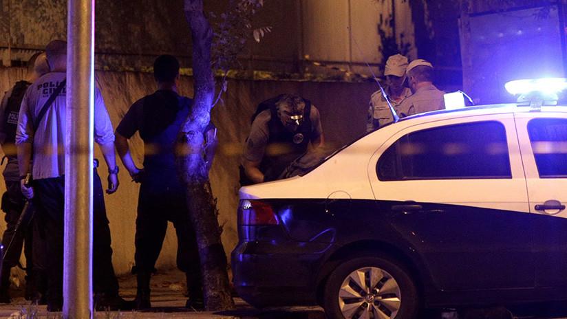 VIDEO: Un joven muere en Brasil al intentar asaltar a un policía fuera de servicio