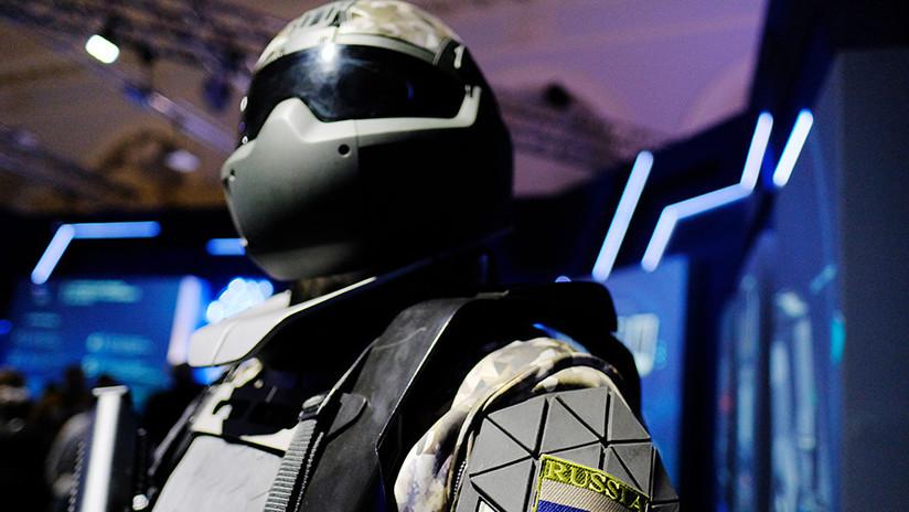 Rusia crea un camuflaje camaleónico para hacer invisibles a soldados y tanques