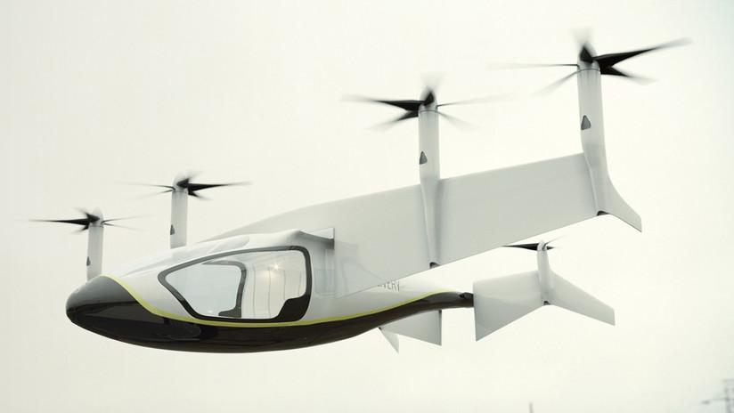 Rolls-Royce prepara un taxi aéreo, podría operar en 2020