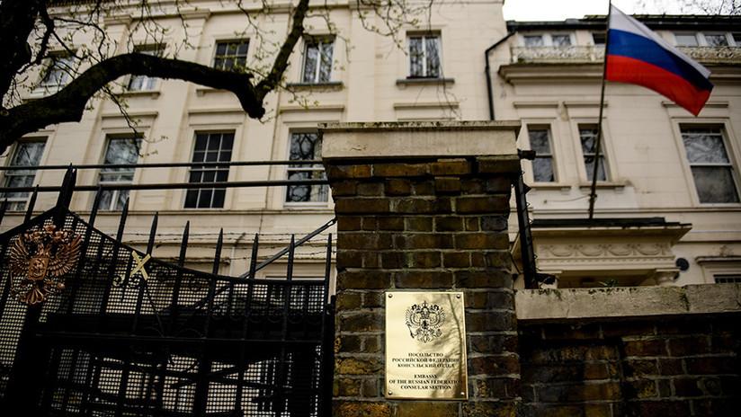 Policía identifica a sospechosos del envenenamiento de los Skripal