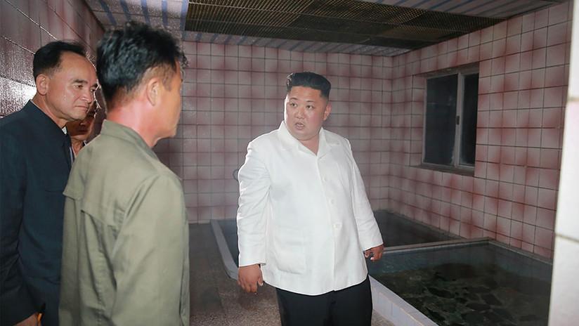 """""""Trabajan con formalismo"""": Kim Jong-un, """"enojado"""" al visitar varias instalaciones de su país (FOTOS)"""