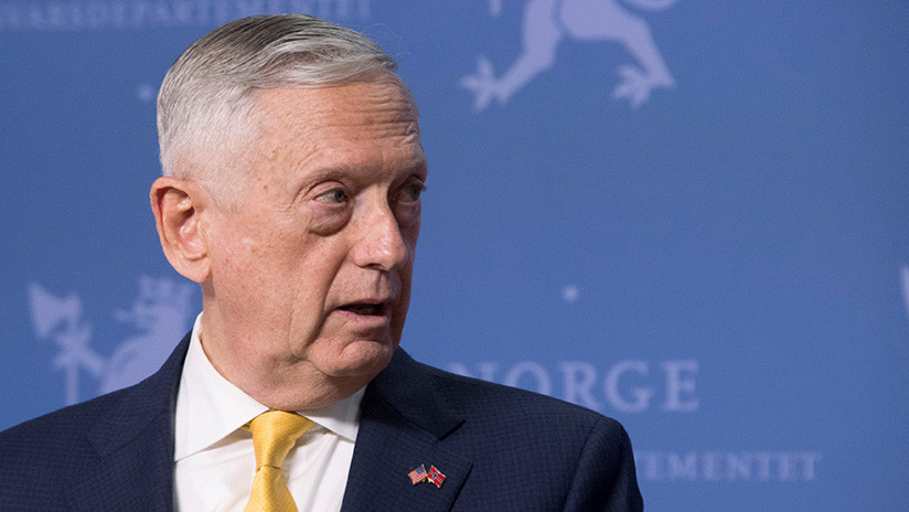 El secretario de Defensa de Trump podría reunirse con el ministro ruso de Defensa por primera vez