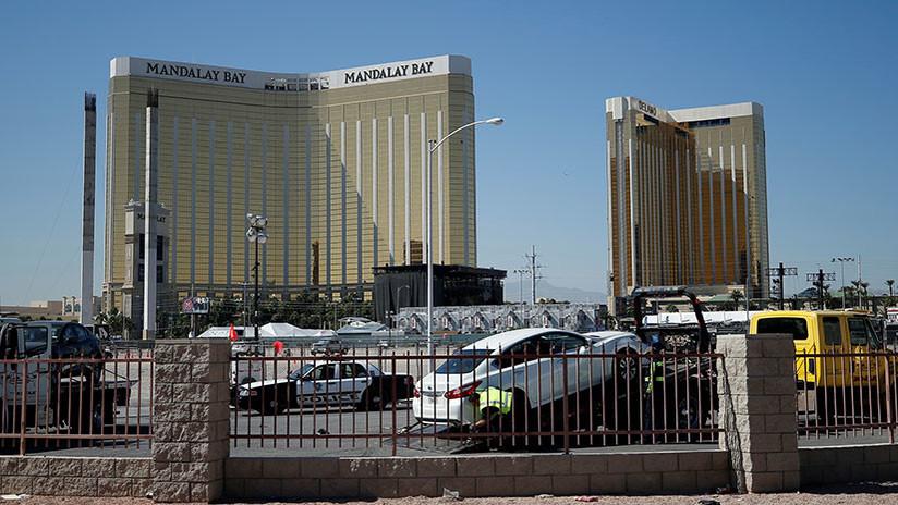 Las víctimas de la masacre de Las Vegas, demandadas por la firma propietaria del hotel Mandalay Bay