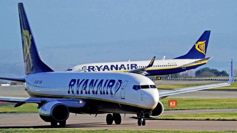 Ryanair cancelará hasta 400 vuelos en España por la huelga