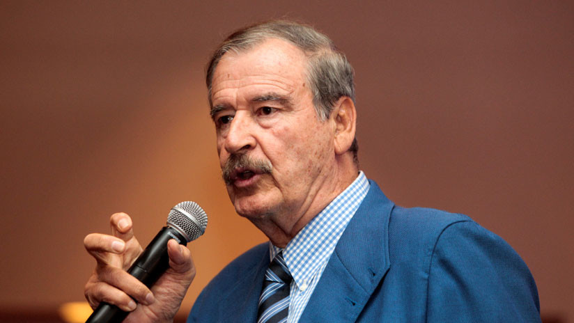 Vicente Fox ingresa a junta directiva en empresa de mariguana