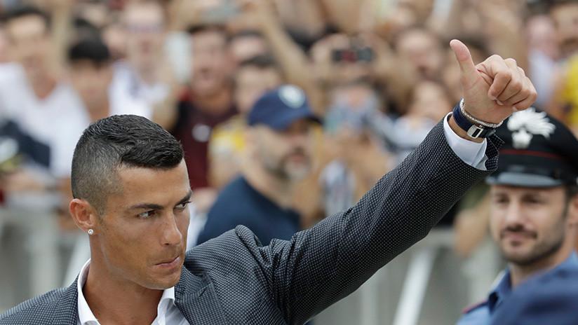 De vacaciones, Cristiano Ronaldo dejó una exorbitante propina de…¡23mil dólares!
