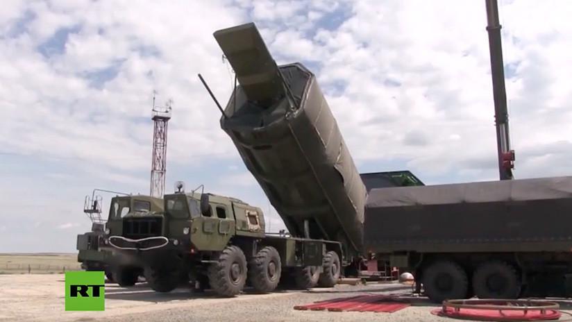 """""""Sin análogos mundiales"""": Ministerio de Defensa ruso muestra 6 armas de vanguardia en acción (VIDEO)"""