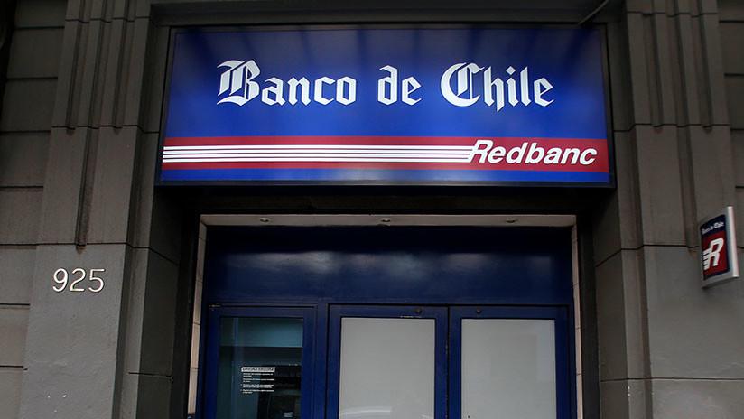 Un banco chileno sufre millonario robo por parte de uno de sus informáticos a la vista de sus jefes