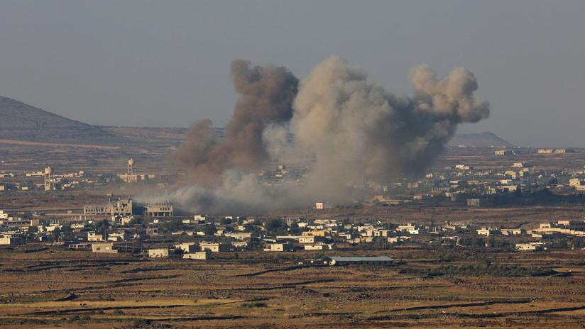 Autobuses listos para evacuar a rebeldes de provincia siria de Quneitra (OSDH)